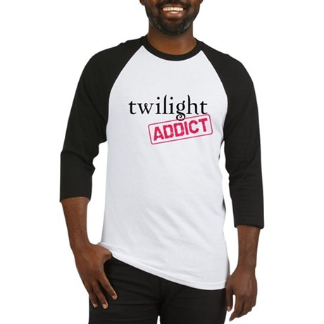 Twilight Addict Baseball Jersey