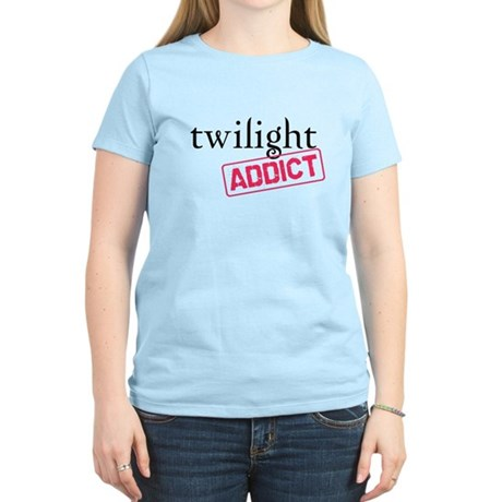 Twilight Addict Women's Light T-Shirt