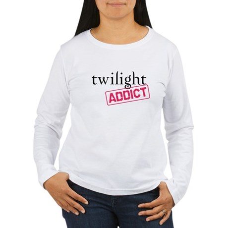 Twilight Addict Women's Long Sleeve T-Shirt