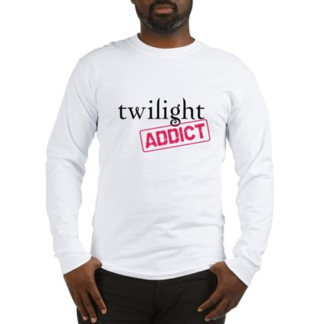 Twilight Addict Long Sleeve T-Shirt