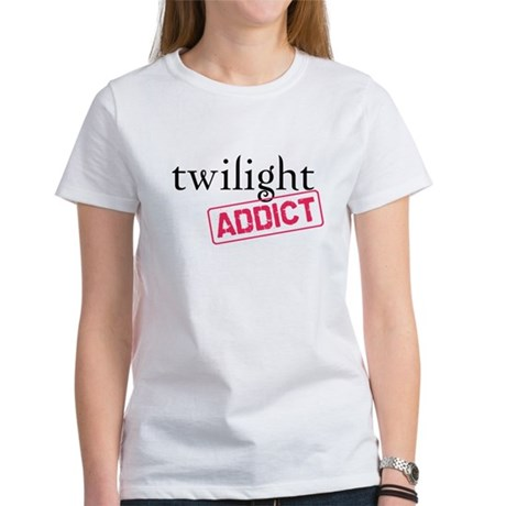 Twilight Addict Women's T-Shirt