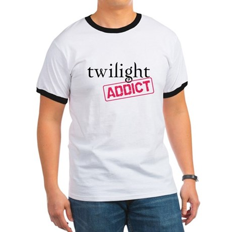 Twilight Addict Ringer T