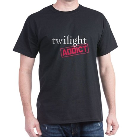 Twilight Addict Dark T-Shirt
