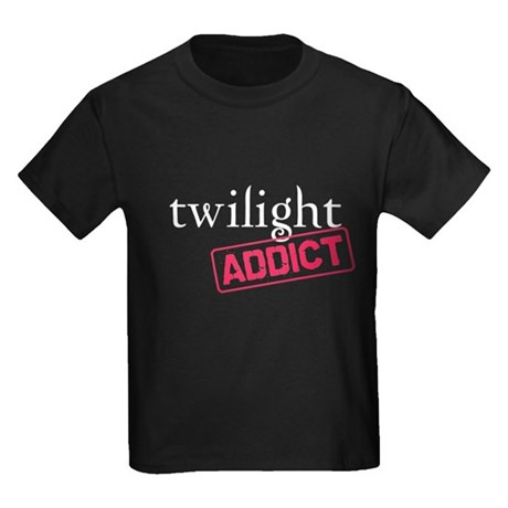 Twilight Addict Kids Dark T-Shirt