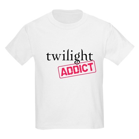 Twilight Addict Kids Light T-Shirt