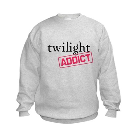 Twilight Addict Kids Sweatshirt