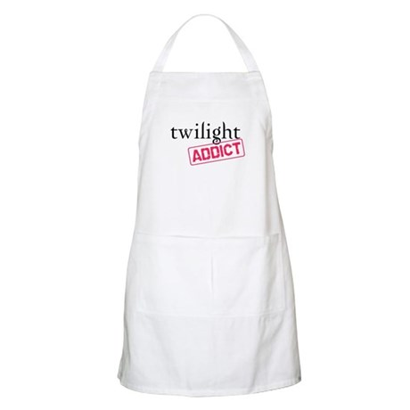 Twilight Addict BBQ Apron