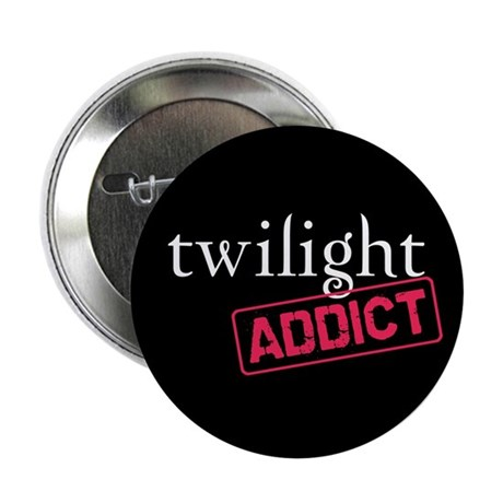"Twilight Addict 2.25"" Button (10 pack)"