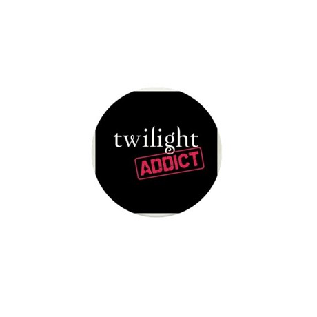 Twilight Addict Mini Button