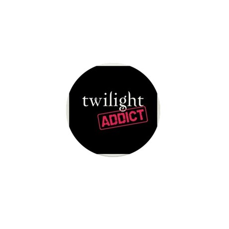 Twilight Addict Mini Button (100 pack)