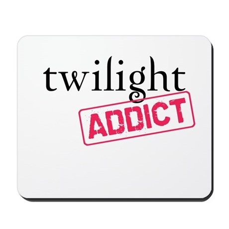 Twilight Addict Mousepad