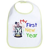 My First New Year Bib