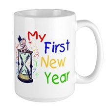 My First New Year Mug