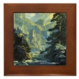 Spirit of Transportation Framed Tile