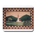 Vermont Church Mousepad
