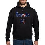 USA - Remember 9-11 Hoodie (dark)