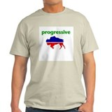 Progressive T-Shirt (Bison logo)