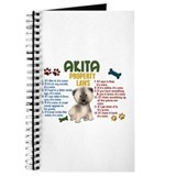 Akita Property Laws 4 Journal