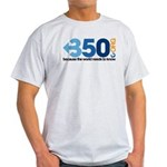 350.org Light T-Shirt