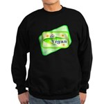 Go Vegan Sweatshirt (dark)