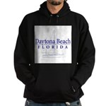 Daytona Beach Sailboat - Hoodie (dark)