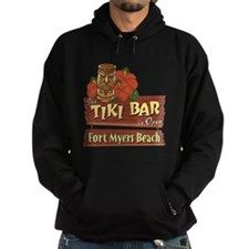 Fort Myers Beach Tiki Bar - Hoodie