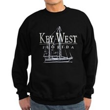 Key West Sailboat - Sweatshirt