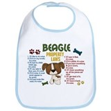 Beagle Property Laws 4 Bib