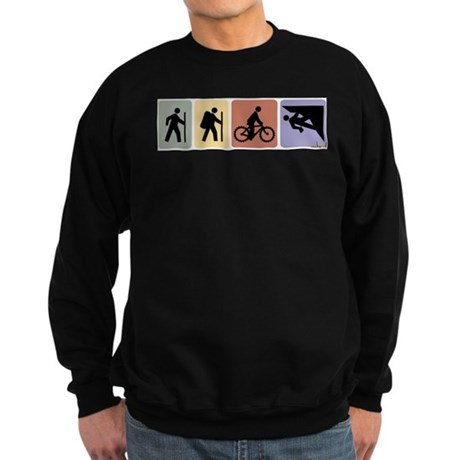 Multi Sport Guy Sweatshirt (dark)