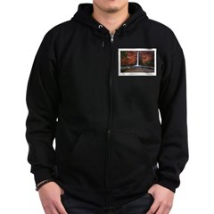 Mooney Falls Zip Hoodie (dark)