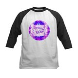 Torah Rocks Blue &amp; Purple Tee