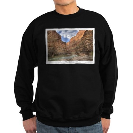 Grand Canyon/Colorado River Sweatshirt (dark)