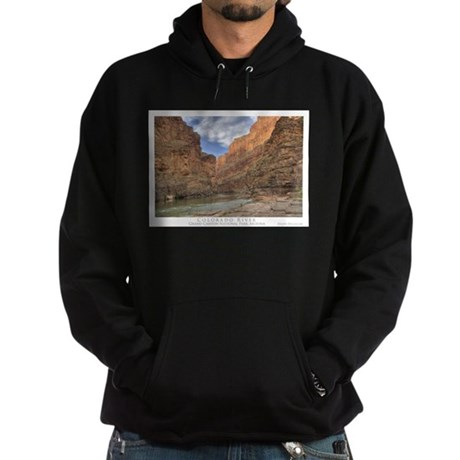 Grand Canyon/Colorado River Hoodie (dark)