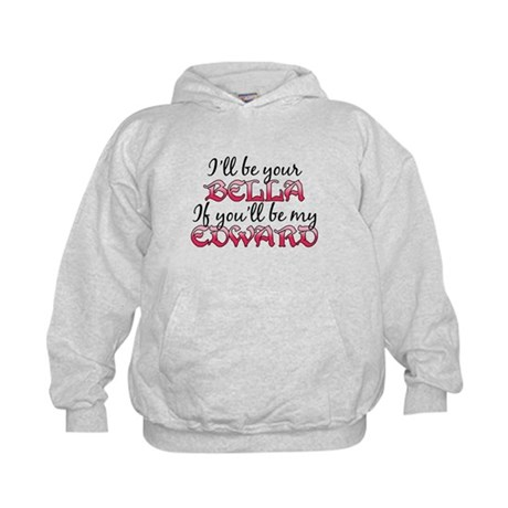 Be My Edward Twilight Kids Hoodie