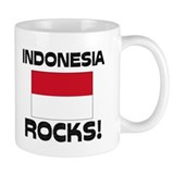 Indonesia Rocks! Mug