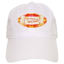 Torah Rocks (Orange) Baseball Cap