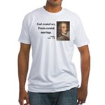 Voltaire 16 Fitted T-Shirt