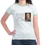 Voltaire 16 Jr. Ringer T-Shirt