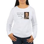 Voltaire 16 Women's Long Sleeve T-Shirt