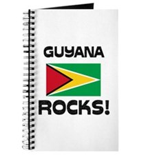 Guyana Rocks! Journal