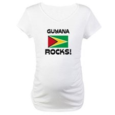 Guyana Rocks! Shirt