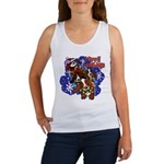 Santa Paws Women's Tank Top