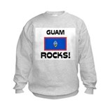 Guam Rocks! Sweatshirt