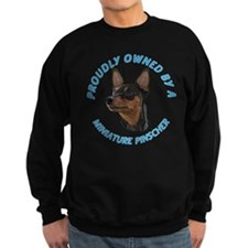 Proudly Owned Min Pin Sweater