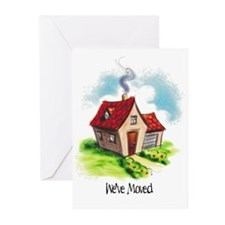 New Address Greeting Cards (Pk of 20)