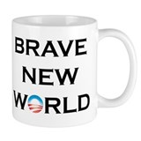 Brave New World Small Mug