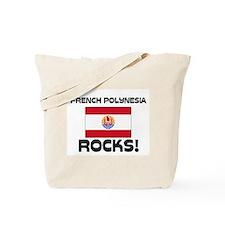 French Polynesia Rocks! Tote Bag
