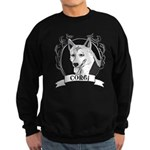 Corgi Sweatshirt (dark)