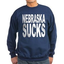 Nebraska Sucks Sweatshirt