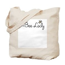 Bee Lady Tote Bag